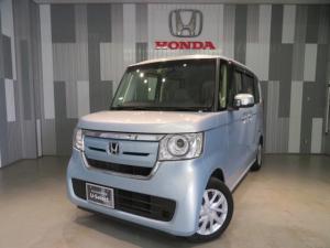 ホンダ N-BOX G・EXターボホンダセンシング ワンオーナー車 ギャザスメモリーナビ