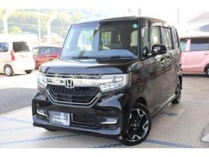 ホンダ N-BOXカスタム G・EXターボホンダセンシング Mナビ・ETC・LEDライト