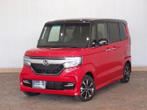 ホンダ N-BOXカスタム カスタム 660 G スロープ L ホンダセンシング 車いす ,福祉車両  未使用未届出車