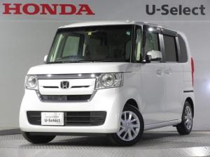 ホンダ N-BOX G・Lホンダセンシング ・・・純正1DINCDチューナー/LEDヘッドライト/ワンオーナー/セキュリティーアラーム/スマートキー/ホンダセンシング