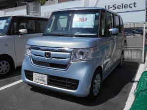 ホンダ N-BOX G・Lホンダセンシング 元当社試乗代車