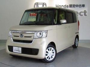 ホンダ N-BOX 660 G スロープ L ホンダセンシング 車いす専用装備装 両側電動スライドドア ナビ Rカメラ