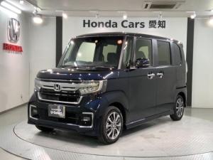 ホンダ N-BOXカスタム L ホンダセンシング 試乗車 VXM-214VFi ETC