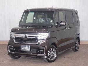 ホンダ N-BOXカスタム L 登録済未使用車