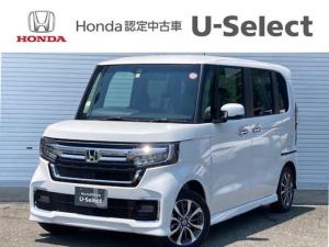 ホンダ N-BOXカスタム L センシング 新品純正マット届出済未使用車