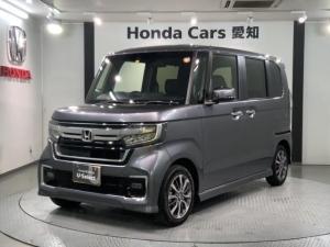 ホンダ N-BOXカスタム L ホンダセンシング 試乗車 ナビVXM-214VFi