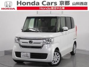 ホンダ N-BOX G・Lターボホンダセンシング 社用車 ナビ ドラレコ バックカメラ ETC