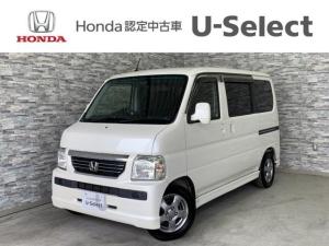 ホンダ バモス G 弊社買取車 4WD 5速マニュアルミッション