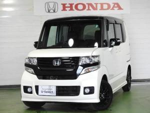 ホンダ N-BOXカスタム G CTBA ナビ リアカメラ 4WD