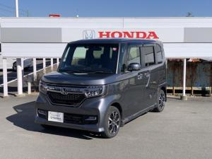 ホンダ N-BOXカスタム G・Lホンダセンシング ワンオーナー車 ディスプレイオーディオ