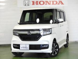 ホンダ N-BOXカスタム G・EXホンダセンシング サポカーS ETC 4WD