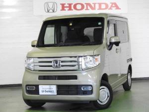 ホンダ N-VAN+スタイル クール・ホンダセンシング サポカーS CD 4WD