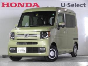 ホンダ N-VAN+スタイル ファン・ホンダセンシング 当社試乗車 オーディオレス ワンオーナー