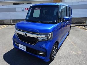 ホンダ N-BOXカスタム カスタム 660 G スロープ L 車いす専用装備装着車 メモリーナビ・Bカメラ・ETC