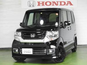 ホンダ N-BOXカスタム G SSブラックスタイルパッケージ ETC 4WD