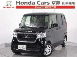 ホンダ N-BOX G・EXホンダセンシング 社用車 ナビ バックカメラ ETC