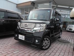 ホンダ N-BOXカスタム G・Lパッケージ ストラーダナビCN-S310D装着車