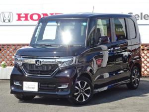 ホンダ N-BOXカスタム G・Lホンダセンシング 当社レンタアップ車 純正ナビ ETC