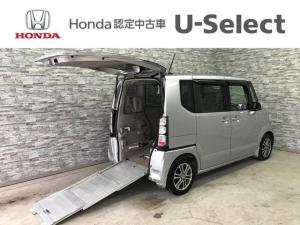 ホンダ N-BOX+ G・ターボパッケージ 福祉車両 純正ナビ リアカメラ ターボ