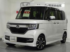 ホンダ N-BOXカスタム G・Lホンダセンシング