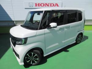 ホンダ N-BOXカスタム G・Lホンダセンシング ナビドラレコ付