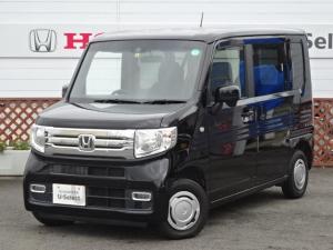 ホンダ N-VAN+スタイル クール・ホンダセンシング ワンオーナー車 純正ナビ ETC車載器