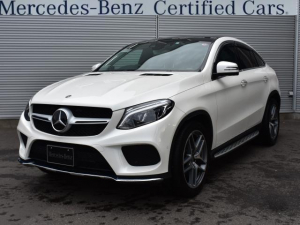 メルセデス・ベンツ GLE GLE 350 d 4MATIC Coupe Sports
