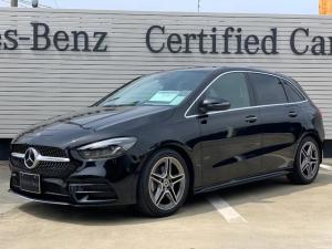 メルセデス・ベンツ Bクラス B180 ナビパッケージ レーダー 禁煙車 認定中古車