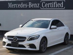メルセデス・ベンツ Cクラス C220d ローレウスエディション 認定中古車保証2年付き 1オーナー