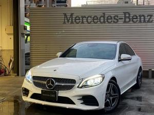 メルセデス・ベンツ Cクラス C200 アバンギャルド AMGライン 認定中古車 2年