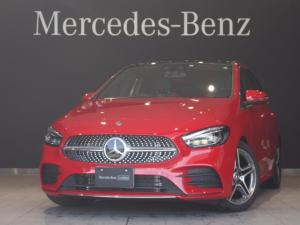 メルセデス・ベンツ Bクラス B200d AMGライン ディーゼルターボ レーダー