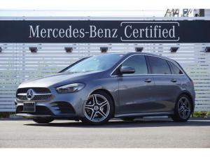 メルセデス・ベンツ Bクラス B180 AMGライン 認定中古車保証2年付 元デモカー 2020年式 AMGライン ナビゲーションパッケージ レーダーセーフティパッケージ