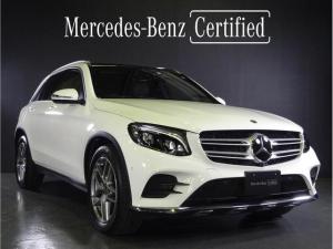 メルセデス・ベンツ GLC GLC220d 4マチックスポーツ(本革仕様) レザーシート サンルーフ 認定中古車
