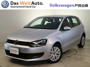 フォルクスワーゲン VW ポロ TSI Comfortline BlueMotion Technology VW Navi ETC