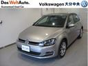 フォルクスワーゲン/VW ゴルフ TSI Highline BlueMotion Technology DEMO CAR