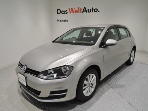 フォルクスワーゲン VW ゴルフ TSI Trendline BlueMotion Technology NAVI ETC RC