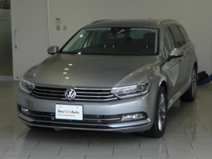 VW パサートヴァリアント TSI Eleganceline Tech Edition