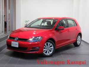 フォルクスワーゲン VW ゴルフ TSI Comfortline BlueMotion Technology Navi ETC2.0