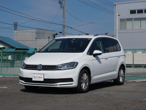 VW ゴルフトゥーラン TSI Comfortline Tech Edition