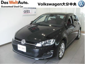 フォルクスワーゲン VW ゴルフ TSI Highline BlueMotion Technology NAVI LEATHER