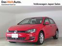 フォルクスワーゲン/VW ゴルフ TSI Highline BlueMotion Technology ACC AW BC