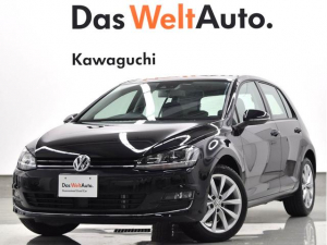 iフォルクスワーゲン VW ゴルフ TSI Highline BlueMotion Technology NAVI ETC BC