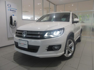 iフォルクスワーゲン VW ティグアン TSI BlueMotion Technology R-Line Package