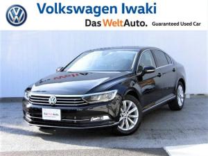 フォルクスワーゲン パサート TSIエレガンスライン Volkswagen認定中古車