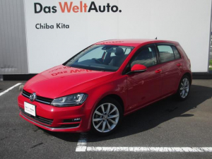 フォルクスワーゲン VW ゴルフ TSI Highline BlueMotion Technology DiscoverPro