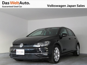 フォルクスワーゲン VW ゴルフ TSI Comfortline Tech Edition DEMO