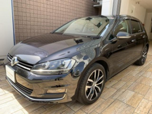 フォルクスワーゲン VW ゴルフ TSI Highline Connect NAVI ETC BC