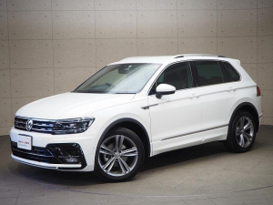 フォルクスワーゲン ティグアン TSI Rライン テクノロジー サポカー 認定中古車 保証付