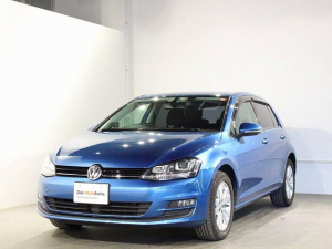 フォルクスワーゲン VW ゴルフ TSI Comfortline BlueMotion Technology Navi ETC BC