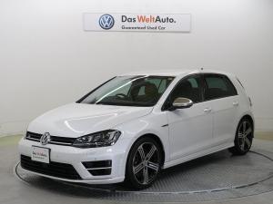 フォルクスワーゲン ゴルフR ベースグレード 4WD Volkswagen認定中古車